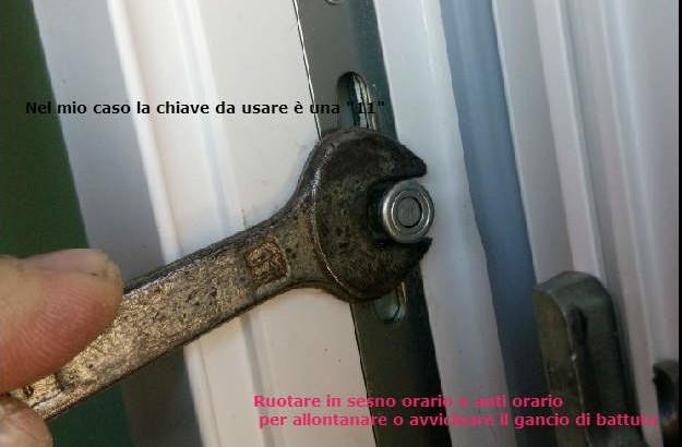 come eliminare gli spifferi dalle finestre