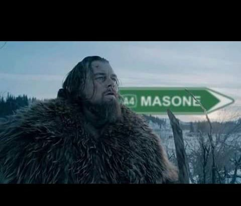 Leonardo DiCaprio a Masone