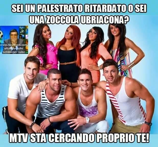 MTV sta cercando proprio te