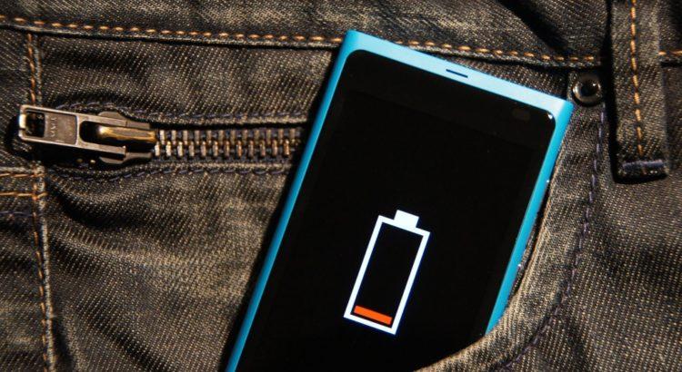 Come risparmiare batteria dello smartphone