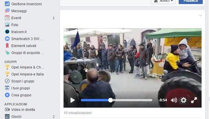 Salvare video da Facebook