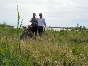 Po, un viaggio in bici lungo tutta la riva destra del po