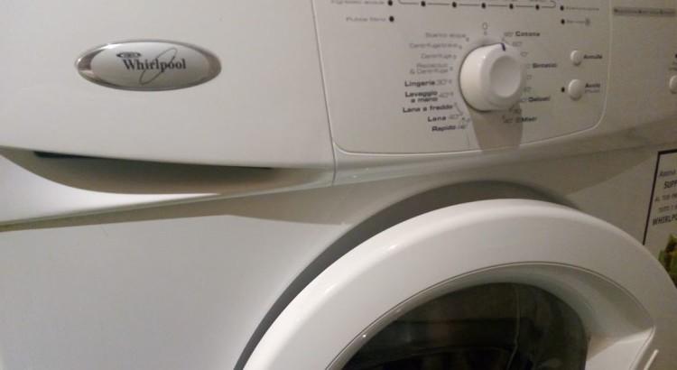Quanto costa un bucato in lavatrice